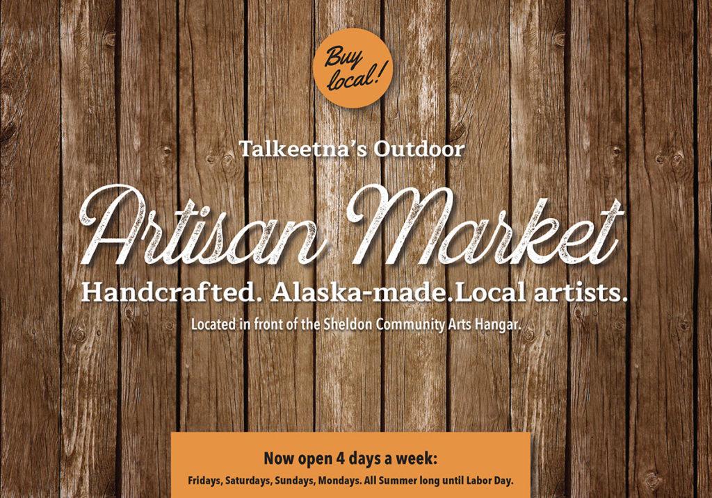 Talkeetna Artisan Market